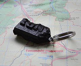 Kľúčenky - čoko-kľúčenka CHOCO - 10177751_
