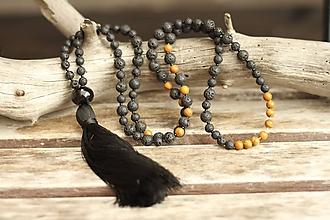 Šperky - Pánsky Japa Mala náhrdelník - 10175708_