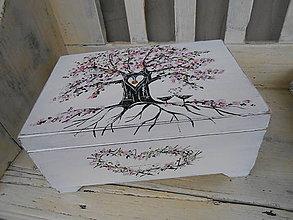Krabičky - Korene lásky - 10174500_