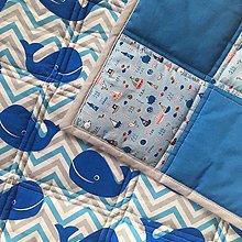 Textil - Deka pre bábätko - 10176200_