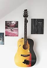 Hudobné nástroje - Maľba na gitaru - 10179552_