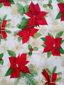 Úžitkový textil - Vianočný obrus - 10181007_