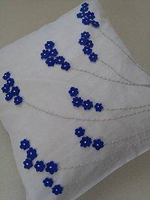 Úžitkový textil - Provence (dekoračný vankúš) - 10181998_