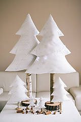 Dekorácie - veľký stromček 120 cm - 10182626_