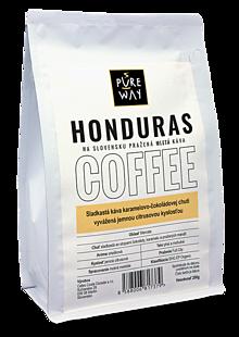 Potraviny - Mletá Honduras káva Pure Way, 200 g - 10179942_