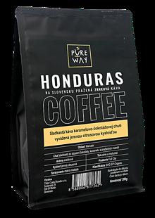 Potraviny - Zrnková Honduras káva Pure Way, 200 g - 10179949_