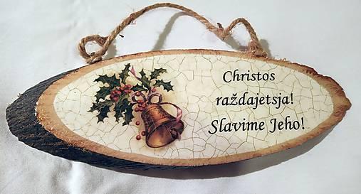 Vianočná tabuľka II.