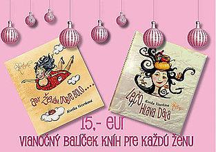 Knihy - Set /knižný/ vhodný ako darček - 10178878_