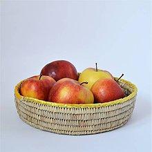 Košíky - Egyptský podnos na ovocie (Hisa) - 10179425_