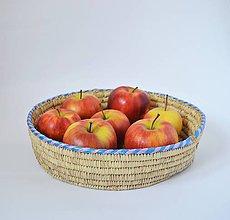 Košíky - Egyptský podnos na ovocie (Boho) - 10179652_