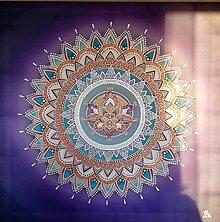 Obrazy - Mandala...Tajomstvo ženskej duše - 10182516_