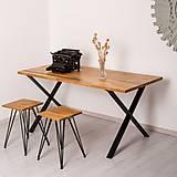 Nábytok - XENI stolová podnož - 10179586_