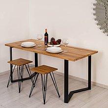 Nábytok - MOLY stolová podnož - 10179613_