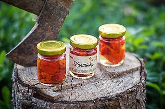 Potraviny - Najpálivejšie chilli Carolina Reaper - 10179260_