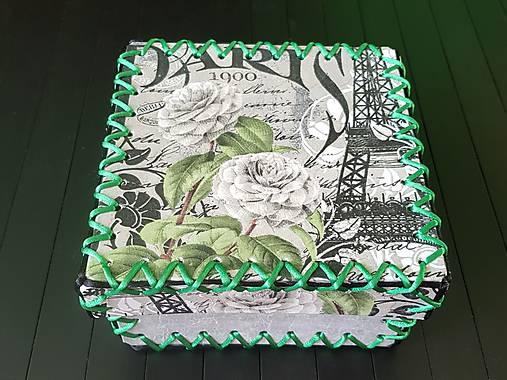 Paris krabička