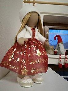 Bábiky - Vianočná babika - 10179459_