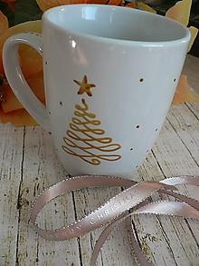 Nádoby - Vianočný stromček - 10180554_