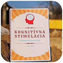 Knihy - Kognitívna stimulácia v domácom prostredí - 10181587_