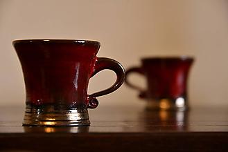 Nádoby - Kráľovská kávička (couple) - 10179436_