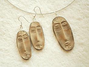 Sady šperkov - Sada šperkov z polyméru, masky - 10180347_
