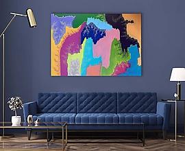 Obrazy - Obraz Color Fusion - 10183988_