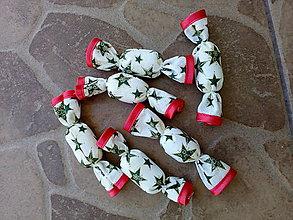 Dekorácie - Vianočné salónky - 10184964_