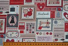 Textil - Látka Šijacia dielnička - 10187991_