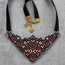 Náhrdelníky - ornament - 10187459_