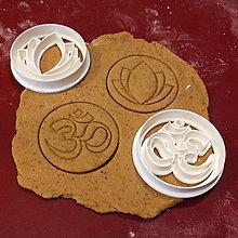 Pomôcky - vykrajovačka joga motív kruhu - 10185728_