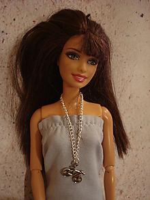 Hračky - Barbie, Ken -retiazka bycikel - 10187094_