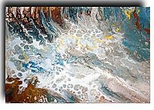 Obrazy - Morská pena - 10187171_
