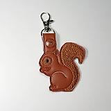Prívesok veverička