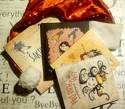 Knihy - moje knihy sada 4 - 10183520_