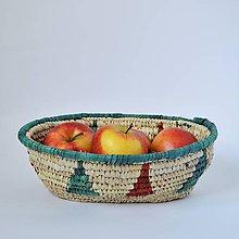 Nádoby - Egyptský podnos na ovocie (Rana) - 10185126_