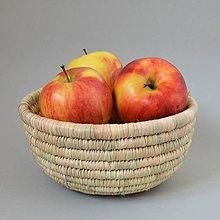 Košíky - Egyptský podnos na ovocie (Raha) - 10185999_