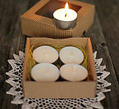 - Čajové sviečky zo sójového vosku - 10184292_