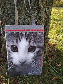 Veľké tašky - Taška CAT'S LOOK- magnet.zap. - 10184693_