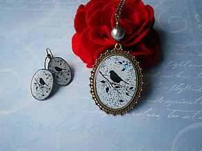 Sady šperkov - Vtáčia neha # 44 - ZĽAVA zo 6,90 eur - 10186148_