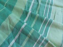 Textil - Little Frog Bamboo Tsavorite - 10183804_
