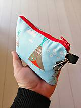Nákupné tašky - Ekošopka (nákupný set Zerowaste) (Modrá) - 10187017_
