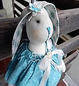 "Hračky - Mäkká bábika TILDA ""Zajac"" - 10184878_"