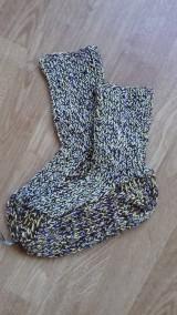 Obuv - ponožky veľ.37-38 - 10184121_