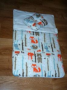Textil - spací vak - 10186368_