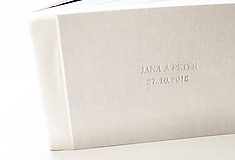 Papiernictvo - Fotoalbum s tlačou