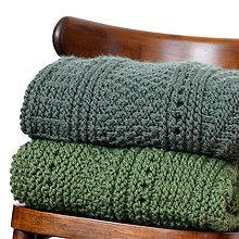 Úžitkový textil - deka - 10183903_
