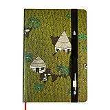 Papiernictvo - Zápisník A5 Amazonskí farmári - 10185374_
