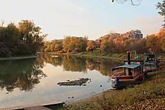 Fotografie - Jesenný večer - 10184326_