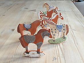 Dekorácie - vianočná ozdoba,na prechádzke - 10191012_
