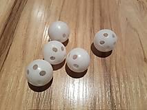 Galantéria - Roľničky- hrkálky do hračiek - 10190636_