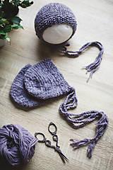 Detské čiapky - Čiapočka - 10191417_